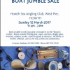 RNLI Boat Jumble Sale – March 12th